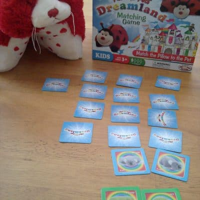 Pillow Pets Dreamland™ games (Giveaway)ends 4/11