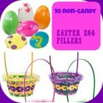 non candy filler ideas for easter