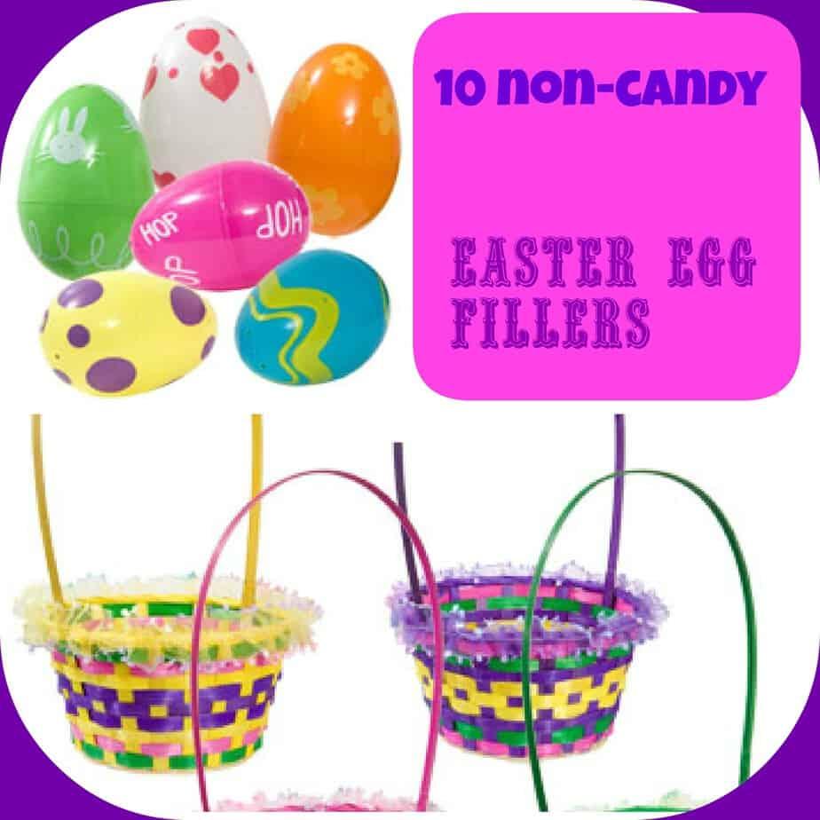 non candy filler ideas for easter
