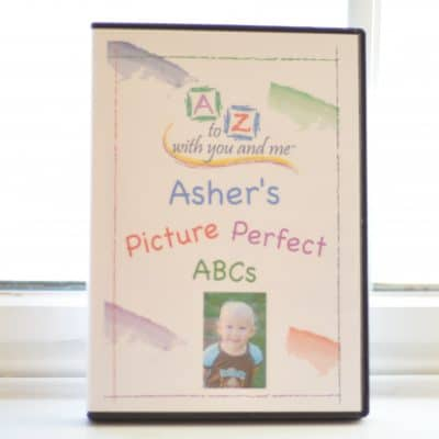 """""""A to Z With You and Me"""" Review and Giveaway 4/29"""