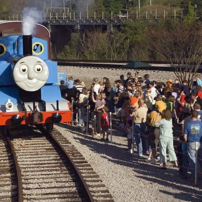 Day Out with Thomas: Leader of the Track Tour 2011 Coming to Essex, CT in May!