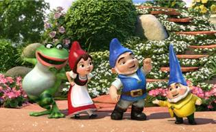 Gnomeo & Juliet coming on BluRay/DVD May 24