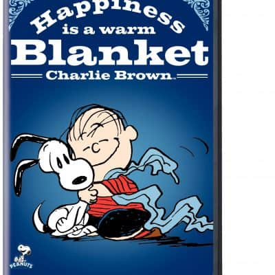 Happiness is a Warm Blanket, Charlie Brown (Giveaway) ends 4/23
