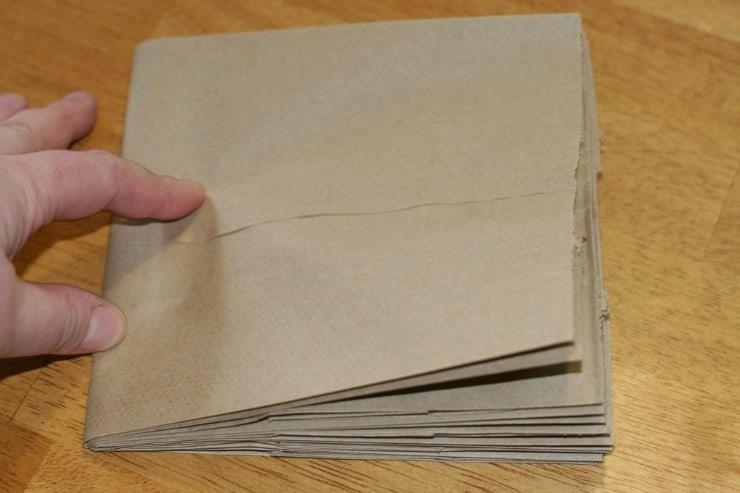 paper-lunch-bag-craft-album