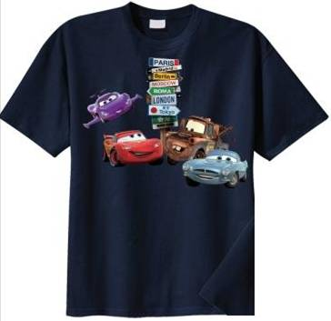 Cars 2 Prize Pack Giveaway!! (US&Canada)