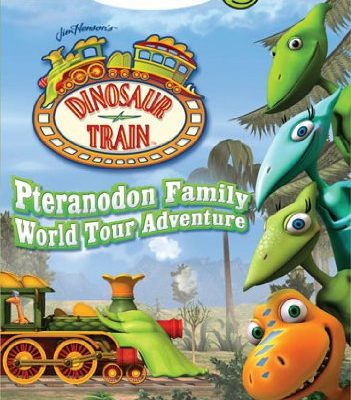 Kids Summer Fun: Brighten a rainy day with Dinosaur Train