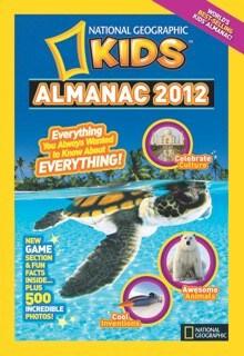 National Geographic Kids Almanac 2012 Giveaway (2 winners)