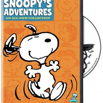 Happiness is…Peanuts™: Snoopy's Adventures Giveaway