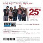 bobs 25 coupon