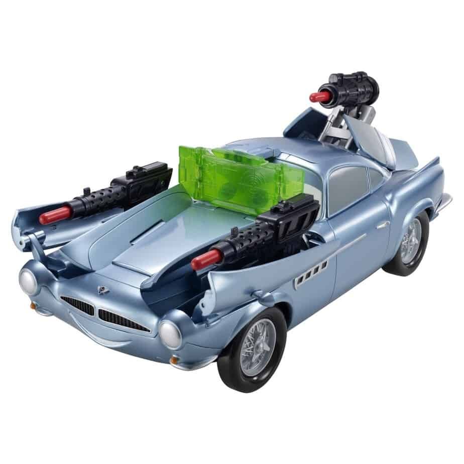 """Finn Mcmissile Giocattolo Mattel Disney 1 55 Cars Auto: Q&A With """"Lightning McQueen"""" & Mattel's Cars 2 Toys (Tokyo"""