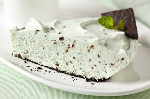 Grasshopper Pudding Pie (No Bake!!)