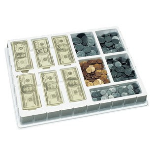 Play Money Coins & Bills Deluxe Set (Giveaway)