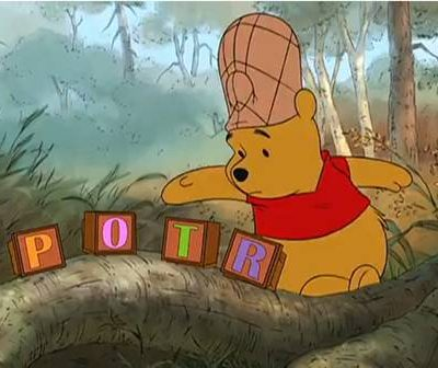 Winnie the Pooh Spoofs on Harry Potter!