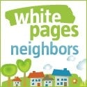 white pages ad button