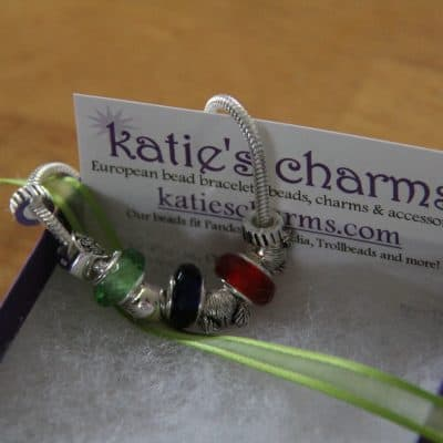 Katie's Charms Pandora Style Mother's Bracelet (Giveaway)