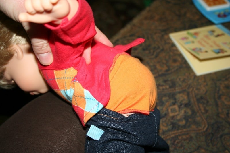 Bitty Twin underwear