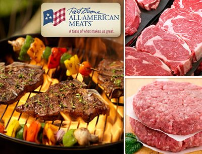 $39 for $80 worth of Pat Boone premium meat delivered!!