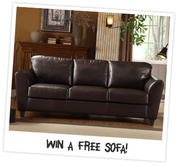 Join Fobango (beta) and you could win a free couch!