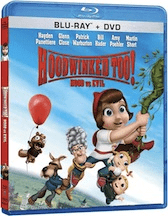 Hoodwinked Too now on DVD & Prize Pack Giveaway (3 winners)