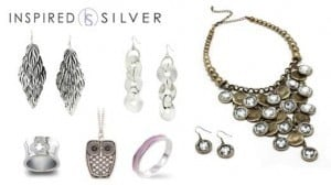 $12 for $25 of Inspired Silver Jewelry
