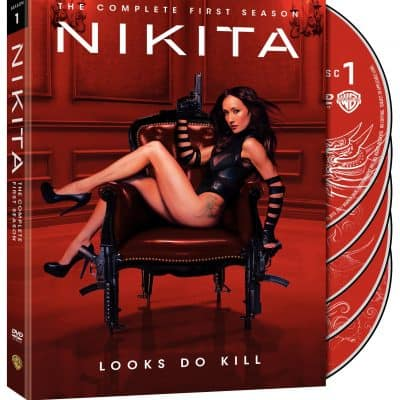Would you cut ties to be a spy?  (Nikita Season One)