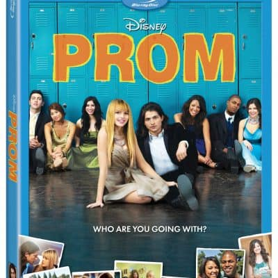 Disney's PROM on Blu-Ray/DVD Combo Pack 8/30 (Giveaway)
