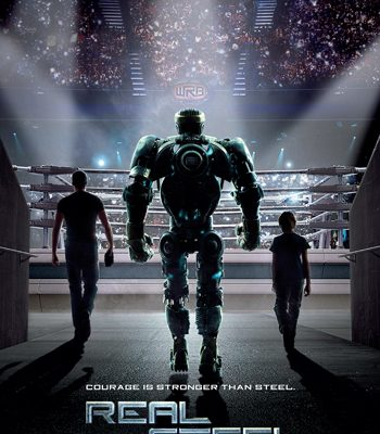Real Steel coming to theaters October 7