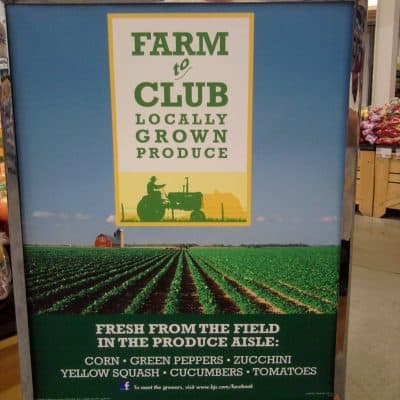 BJ's supports local farmers with Farm to Club Program