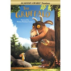 The Gruffalo on DVD (Giveaway)