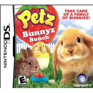 Petz Bunnyz Bunch for Nintendo DS! UbiChamps #spon