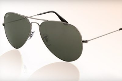 $77 for $139 Ray-Ban Aviator Sunglasses!
