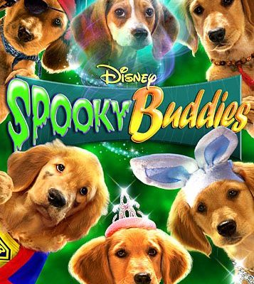 Spooky Buddies on DVD September 20th