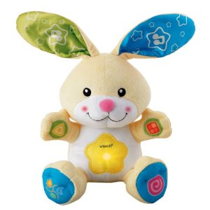 VTech's Peek-At-Me Bunny (Giveaway)