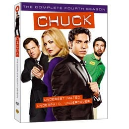 Chuck: Season Four: The Replacements