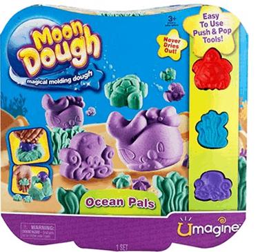 Moon Dough Ocean Pals (Giveaway US & Canada)