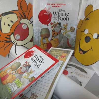 Winnie the Pooh on BluRay-DVD 10/25 (Prize Pack Giveaway)