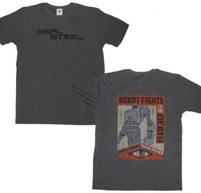Real Steel Prize Pack Giveaway