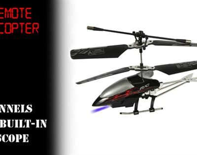 $50 Remote Control Helicopter for $25 (or less) shipped!