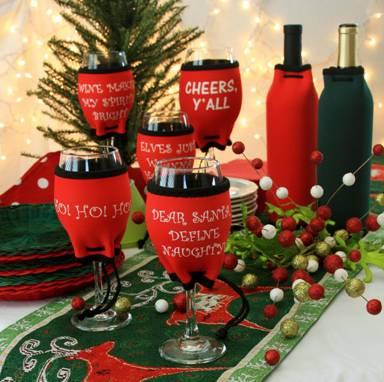 Woozie Insulate Wine Glass Sleeve Giveaway