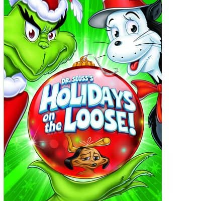 Holidays on the Loose DVD (Giveaway)