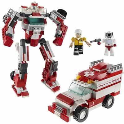 KRE-O Transformers Autobot Ratchet set Giveaway and Discount code