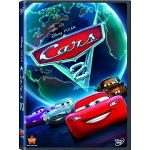 Cars 2 is available on BluRay/DVD! *Fun activity/printable links inside too