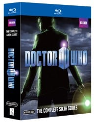 Doctor Who: The Complete Sixth Series Blu-Ray/DVD #giveaway #rafflecopter #bbc