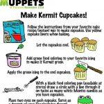 kermit cupcakes image