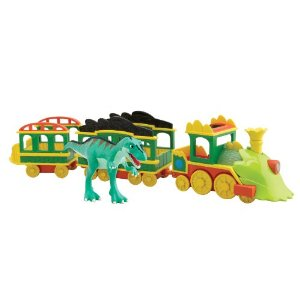 Dinosaur Train with Lights & Sounds Train #Giveaway