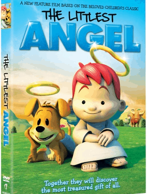 The Littlest Angel DVD (Giveaway)