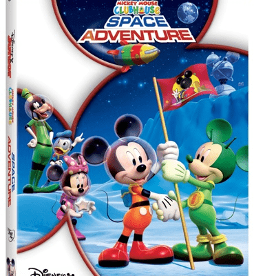 Mickey Mouse Clubhouse: Space Adventure (Giveaway)