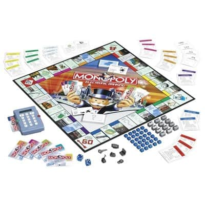 Monopoly: Electric Banking Edition #Giveaway #Rafflecopter