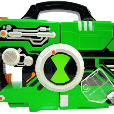 Ben 10 Tech Blaster and Ultimate Ultimatrix Review