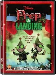 Disney's Prep and Landing on DVD #giveaway 2 winners
